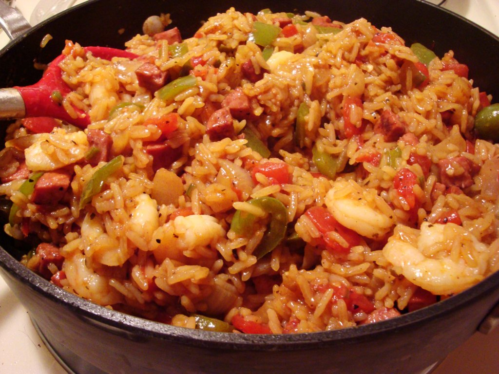 Crock Pot Recipe – Shrimp Jambalaya | Made in Annapolis