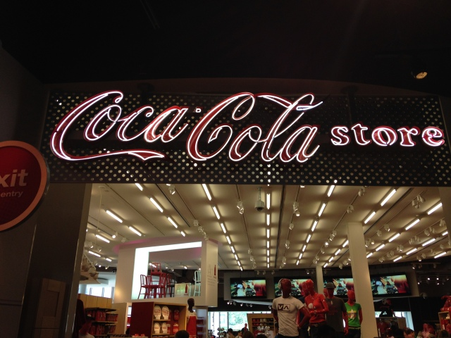Coke Store